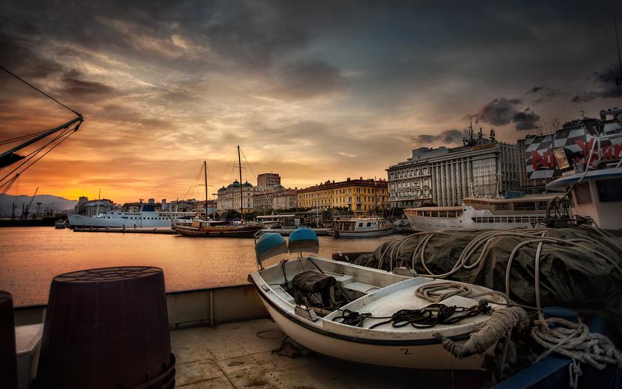 Croatia Kvarner Riviera Rijeka
